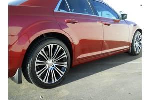 Новые Брызговики и подкрылки Chrysler 300