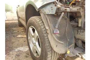 Брызговики и подкрылки Volkswagen Touareg