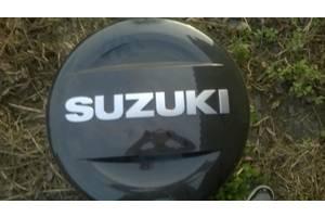Чехол запасного колеса Suzuki Grand Vitara