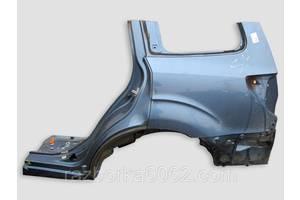 Четверть автомобиля Subaru Forester