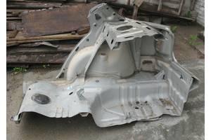 Четверти автомобиля Daewoo Lanos