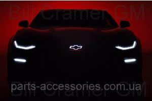 Новые Решётки радиатора Chevrolet Camaro