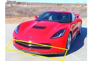 Новые Бамперы передние Chevrolet Corvette