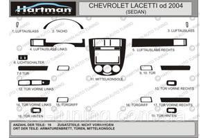 Торпедо/накладка Chevrolet Lacetti