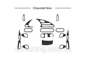 Торпедо/накладка Chevrolet Niva