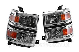 Новые Фары Chevrolet Silverado
