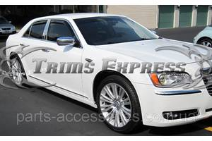 Новые Двери передние Chrysler 300