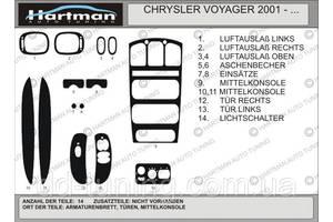 Торпеды Chrysler Voyager