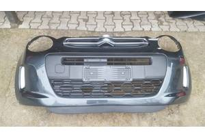 Бампер передний Citroen C1