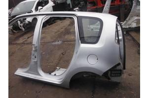 Четверть автомобиля Citroen C3 Picasso
