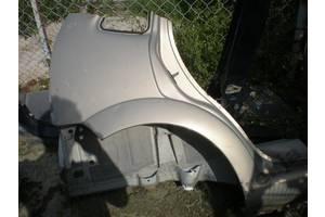 Крыло заднее Citroen C3