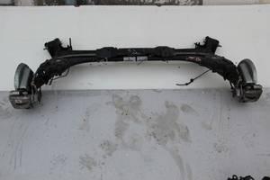 Балка задней подвески Citroen C4