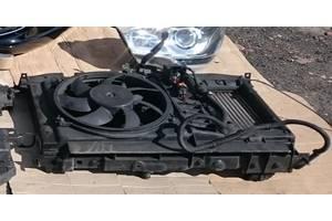 Радиатор Citroen C4