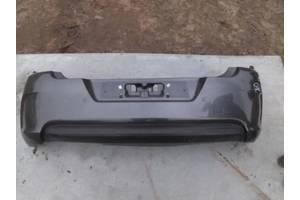 Бампер задний Citroen C4