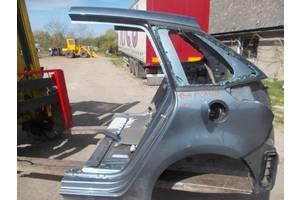 Четверть автомобиля Citroen C4 Picasso