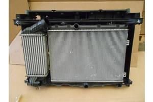 Радиатор Citroen DS5