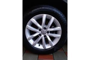 б/у диски с шинами Volkswagen Passat B8
