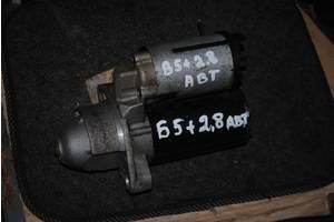 б/у Стартер/бендикс/щетки Volkswagen Passat B5