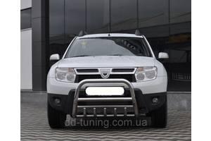 Кенгурятник Dacia Duster