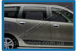 Хромированные накладки Dacia