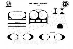 Торпеды Daewoo Matiz