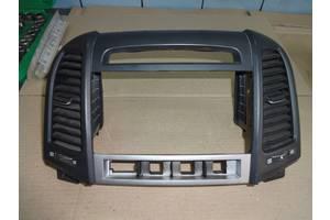 б/у Дефлекторы Hyundai Santa FE
