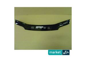 Дефлектор капота Mazda 323