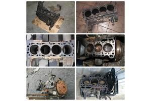 б/у Блок двигателя Daewoo Nubira