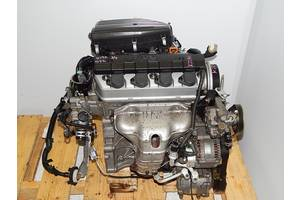 б/у Блок двигателя Honda Civic