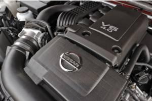 б/у Двигатель Nissan Frontier