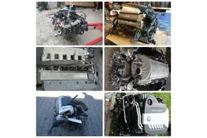б/у Двигатель BMW 525