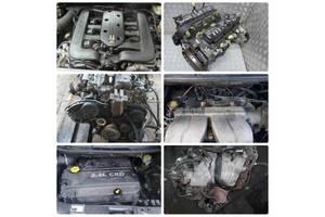 б/у Двигатель Chrysler Grand Voyager