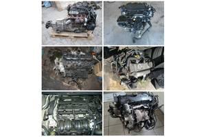 б/у Двигатель Ford Fiesta
