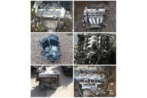 б/у Двигатель Honda CR-V