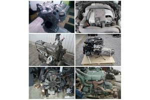 б/у Двигатель Mercedes 207
