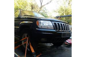 б/у Бампер передний Jeep Cherokee