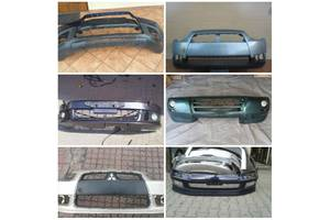 б/у Бампер передний Mitsubishi Pajero Sport