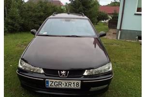б/у Бампер передний Peugeot 406
