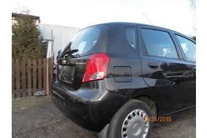 б/у Четверть автомобиля Chevrolet Aveo