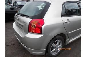 б/у Четверть автомобиля Toyota Corolla