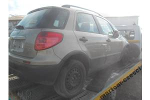 б/у Четверть автомобиля Fiat Sedici