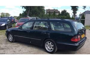 б/у Бампер задний Mercedes 210