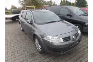 б/у Капот Renault Megane