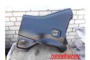 Новые Крылья задние Dacia Logan