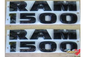 Новые Эмблемы Dodge RAM