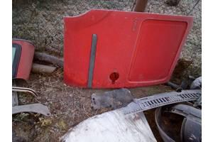 Двери боковые сдвижные Fiat Doblo
