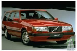 Двери передние Volvo 940
