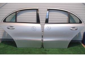 Двери задние Mercedes E-Class