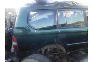 Двери задние Toyota Land Cruiser Prado