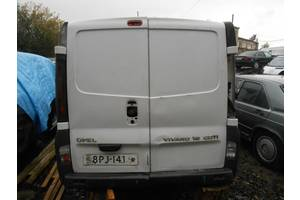 б/у Двери задние Renault Trafic